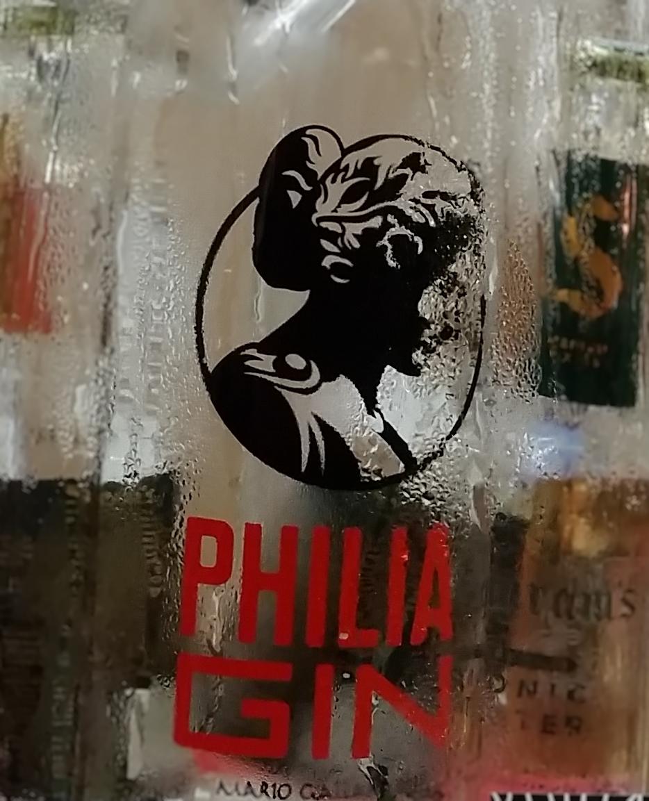 Ginebra Philia en la feria de ginebras de septiembre