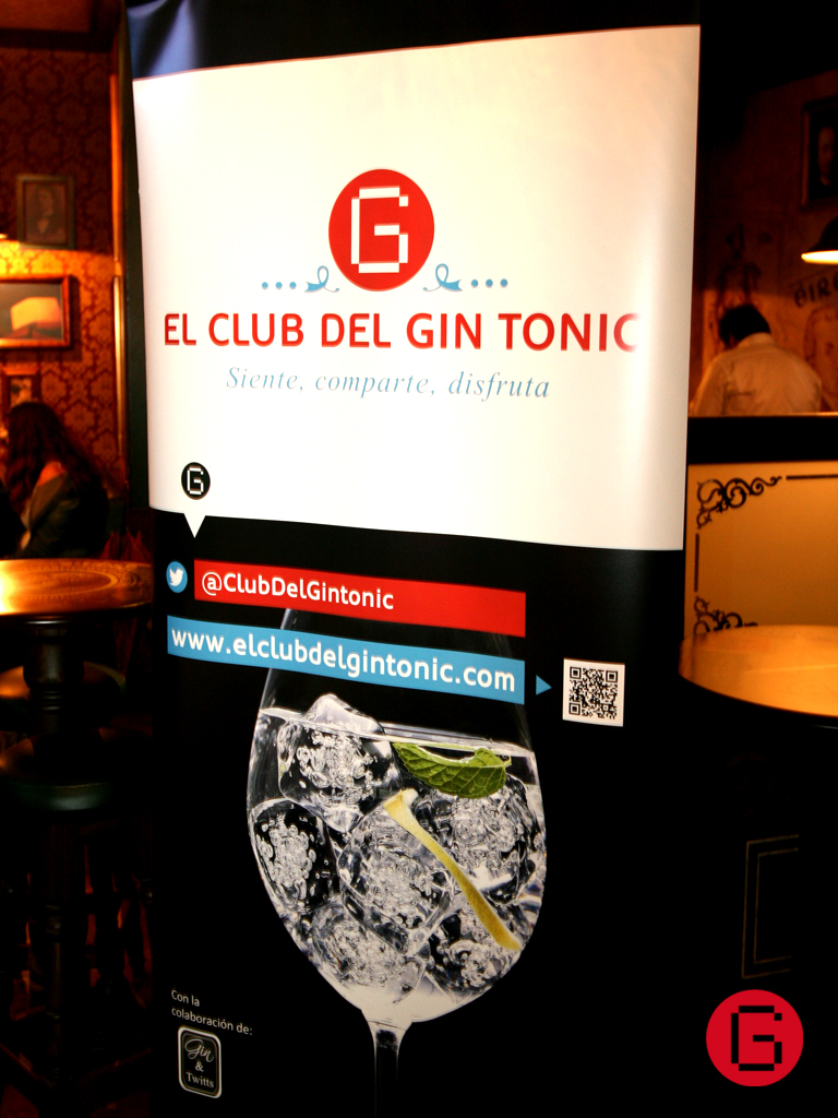 Presentación El Club del Gin Tonic