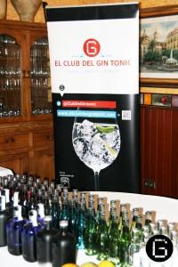 Cata solidaria El Club del Gin Tonic y fundación Vicente Ferrer