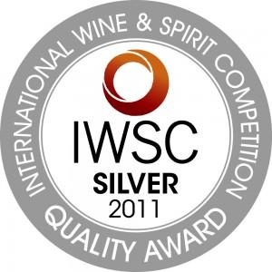 La ginebra Jodhpur recibió la medalla de plata en el IWSC de 2011