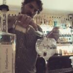 Presentación de Aromas de Irlanda. Gin Tonic de abril.