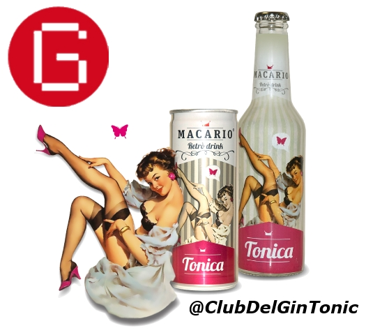 Tónica Macario Retro Drink