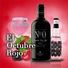 Gin Tonic Nº0 y original pink