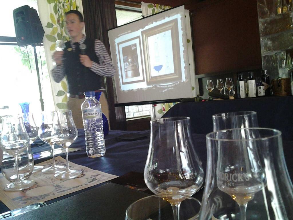 Ponencias y master class en ginmotive