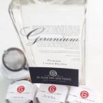 Geranium Gin, resultado del sorteo