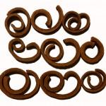Espirales de canela