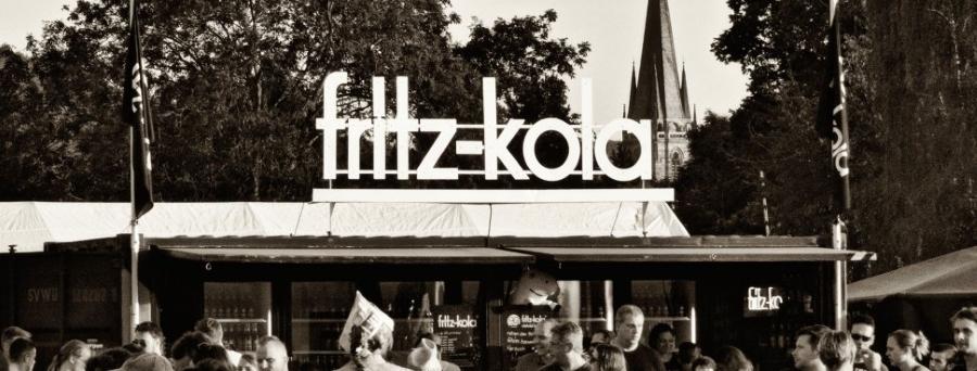 Fritzkola, el refresco de cola que esta triunfando en Europa